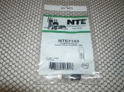 NTE Electronics NTE7143 Integrated Circuit. Audio Power Amplifier, 20W. New. Retail Package. 5 Lead TO220. 768249513018.
