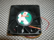 Y.S. Tech XYW08038012BM Computer Fan. New. Xtreme. DC12V, 0.42A.