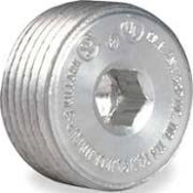 "Killark CUP-2 Plug, Recessed 783936090023. 3/4"". CLI, CLII, CLIII. New. Application To Close Up A Taped Hole Or Hub."