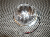 Whelen 02-0361183-C3 Halo Reflector. New. REP36EH. PAR-36 Clear Lens/Bulb. PAR-36. 02-0361183. SAE J1318. SAE J595. Whelen Engineering. Lens 68-1180870. PAR36EHC