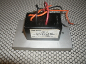 Hunt Electronics ACF-1 with Heatsink. Refurbished. 120V, 60, 1 AMP. For Use with PC20FR, PC30FR or PBF Systems. Four Wire.