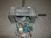 Hy-Cal 560-80-3 Humidty Transmitter. CT829/839. 2P-318. Missing top plate and conduit plug.