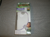 HTC One X White Case. New. Premium White Back Case. 60145. 694155601450.