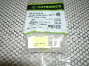 Ortronics OR-HDJ6A-88 Jack. New. HD Jack, CAT6A, Clarirt, T568A/B. 8POS, White, 180 Deg. 662875880899.