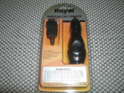 Royal Car Charger. SY6600-CC#15. New. 930523205153, 6930523205153. SY6600, CC#15.