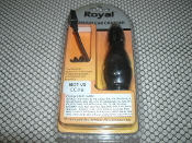 Royal MOT-V9 CC#8. Premium Car Charger. L-8500. New. Retail Package. MOT V9 CC#8.