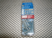 Star W601 Plastic Anchors with Screws. 031916063216.