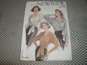 New Look 6175 Sewing Pattern. New. 03936306175. Bin No. 73.
