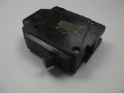 General Electric 15 AMP Breaker. GE Refurbished. Ambient Compensated. 40C. CU-AL. TOL1115. Style A.