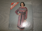 Stitch 'N Save 8807 Size B. Used. (12-14-16) By McCall's. 9 Pattern Pieces. 02379500139. 1983.