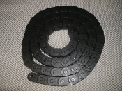 igus Energy Chain. E14.2.048. New. Black Plastic. 224. 2221. 6 Foot.