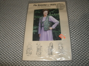 Pin-Weaving for Vests. Cambridge Pattern 702. New. Small and Medium.
