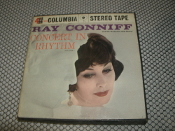 Ray Conniff and his Orchestra and Chorus. CQ 382. Used. 4 Track Tape. Concert in Rhythm. Columbia. Stereo Tape. Volume 1. 7 1/2 IPS.