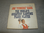 "Joe ""Fingers"" Carr 4 Track Tape. Used. The World's Greatest Ragtime Piano Player. Warner Brothers. High Fidelity. WSTC-1386."