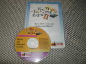 The Mini Amazing Box II. Quick Start Guide Instruction Manual Software. Embroidery Solutions. Memory Card Conversion Software. CD. #1.9. AB-CD1.
