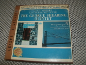 The George Shearing Quintet Jazz Concert. Y2T-2266. San Franciisco Scene. 4 Track Tape. 2 Complete Stereo Albums. New Biasonic Process.