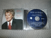 Rod Stewart. Thanks For The Memory. 828766928624. The Great American Song Book Volume IV. Used.