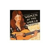Putumayo Presents: Women of the World. Acoustic. 790248026121. Used. 9781587591730. PUT 261-2. 2007.