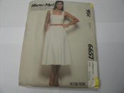 Show-Me! 6657 Sewing Pattern. New. Combination C. Sizes; 10-12-14. McCall's Easiest Patterns. 10 Pattern Pieces.