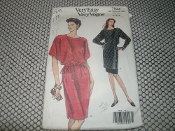 Very Easy Very Vogue 7932 Sewing Pattern. New. 031664094135. 7932 / 14. Size: 14-16-18.