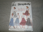Simplicity 8193 Sewing Pattern. New. Size: P. (12-16). 039363135340. 9 Pieces.