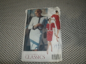 Vogue Classics Sewing Pattern. 7971. New. Size: 12-14-16. 7971 / 12. 031664095477. Misses' Jacket and Dress.