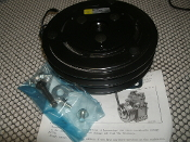 Ogura Clutch MA-6A Rotor Assembly with Field Coil for York Reciproical Compressors. New. 22-11002. AC11206. DC-12V. 208.