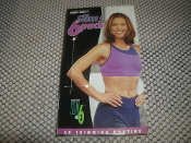 Debbie Siebers' Slim and 6 Pack. 678026103137. VHS Tape. Used. AB Trimming Routine. Slim in 6. Beachbody.