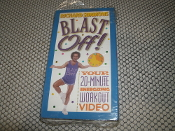 Richard Simmons Blast Off! 018713798206. 0766203816. 0-7662-0381-5. Used. Your 20 Minute Energizing Workout of Color VHS Tape. Goodtime #60341-1.