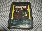 Robert Herridge-The Little Fiddler. 8 Track Tape. Used. Gilley's. Pasadena Texas. 1978.