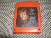 Bob Luman. Lonely Women Make Good Lovers. 8 Track Tape. EA 31746. Used. Epic. 1972 CBS. EA31746.
