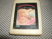 Dolly Parton. The Bargain Store. APS1-0950. Used. 8 Track Tape. 1975. RCA Records.