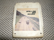 Roll On Big Mama. 8 Track Tape. PA 14263. Used. 20 Great Hits 20 Great Stars. PA14263. Contiental Music. MGM Records.