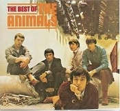 The Best of The Animals. CD 4324. Used. 018771432425. Abkco Music and Records. 1987. 43242. Digitally Remastered From Original Master Recordings.