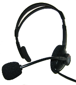 Labtec LVA-8420 HeadSet. New. Labtec Noise Canceling and Amplification Technology. LVA8420.