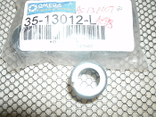 Omega Environmental Technologies 35-13012-L. New. A/C Refrigerant Hose Fitting. Ferrule #12 Steel STD Barrier or STD Galaxy. 3513012L. 35-13012L.