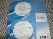 EMC Connectix Manager User Kit. Version 8.06.01. 2 DVDs. Client Installation Software. 053-001-425. Rev A01. Service Installation Software 053-001-426.