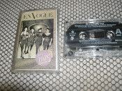 enVogue. Funky Divas. 7 92121-4. Cassette. Used. 7921214. 075679212146. Eastwest Records.