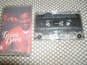 The Best of Tyrone Davis. In the Mood. CT 64831. Cassette. Used. CT64831. Columbia Records.