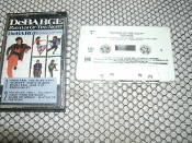 DeBarge. Rhythm of the Night. 6123 GC. Cassette. Used. 05010961234. MCA Records. 6123GC.