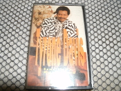 Tyrone Davis. Something's Mighty Wrong. Cassette Tape. ICH 1135-MC. 019011113548. Used.