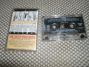 The Isley Brothers. PZT 39240 Greatest Hits. Volume 1. 07464392404. CBS Records. PZT39240. Cassette Tape.