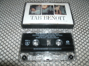 Tab Benoit. Nice and Warm. JR-1291-4. Cassette. Justice Records. 7194881220147. 1992. Dolby HX Pro. Used.