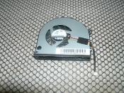 Nidec G75R05MS1AD-52T132 Laptop Cooling Fan. Refurbished. Pulled From a Working Toshiba Laptop. DC2800091N0, NDCD 0A 10A5.