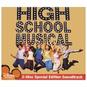 High School Musical. 2 Disc Special Edition Soundtrack. 050086151271. Used. CD.