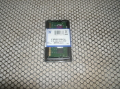 Kingston KVR667D2S5/1G. Laptop Memory. New. 740617086638. 1GB PC2-5300 CL56 200-Pin SODIMM. Retail Package.