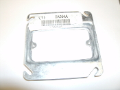 Raco 57, CM3, 5A054A. 3.5 CU. IN. Steel Wall Plate. New.