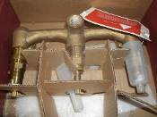 Price Pfister 801-SCMB Brass Valve. New. Valve Only. See Picture. OEM.