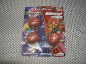 Bakugan Battle Brawlers Bounce Balls. 1FVT1362. 4 Balls Per Package. 726528265799. Cartoon Network. Party Express From Hallmark.