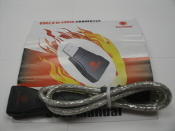 Coolmax ES-300 USB 2.0 to eSATA Converter With USB Cable. New.